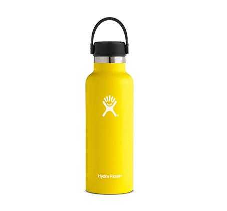 בקבוק שתייה HYDRO FLASK דגם S18SX740 - צהוב