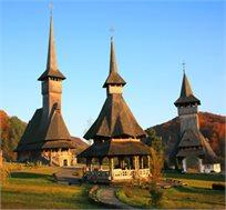"""דרקולה - מציאות או אגדה - 5 ימים של טיול מאורגן ברומניה ע""""ב א.בוקר גם בחנוכה החל מכ-$363* לאדם!"""