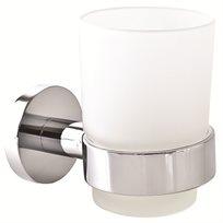 כוס למברשות לתלייה מעוצב ויוקרתי דגם מילאנו