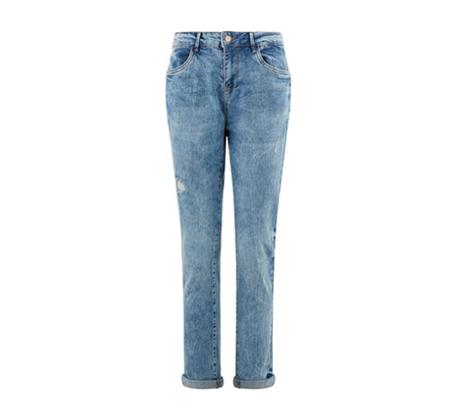 ג'ינס בויפרנד Promod Lucien לנשים - כחול