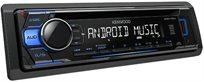 רדיו דיסק Kdc-110U שליטה מאנדרויד כולל Usb+Aux