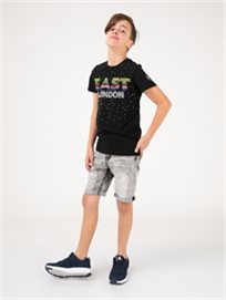 חולצת טי EAST_LONDON