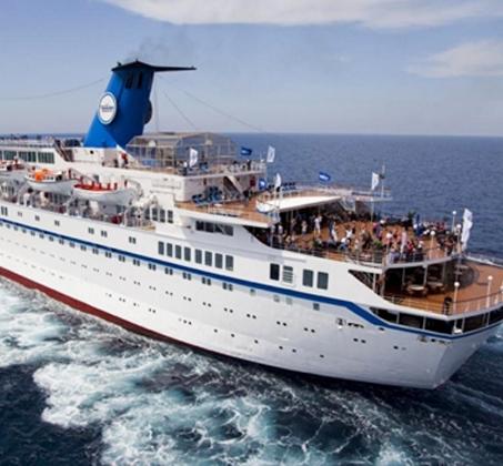 שייט לקפריסין עם 'מנו ספנות'
