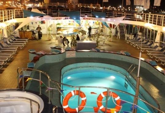 קרוז לקפריסין! החל מ- €129 לאדם להפלגה ב-'גולדן איריס' ל-2 לילות+4 ארוחות ובידור! - תמונה 5