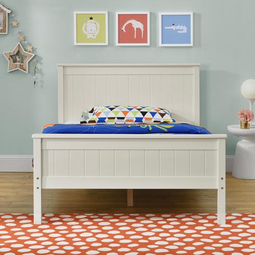 מיטה רחבה לנוער עשויה עץ מלא מסדרת VERY WOOD דגם לינור HOME DECOR - תמונה 2