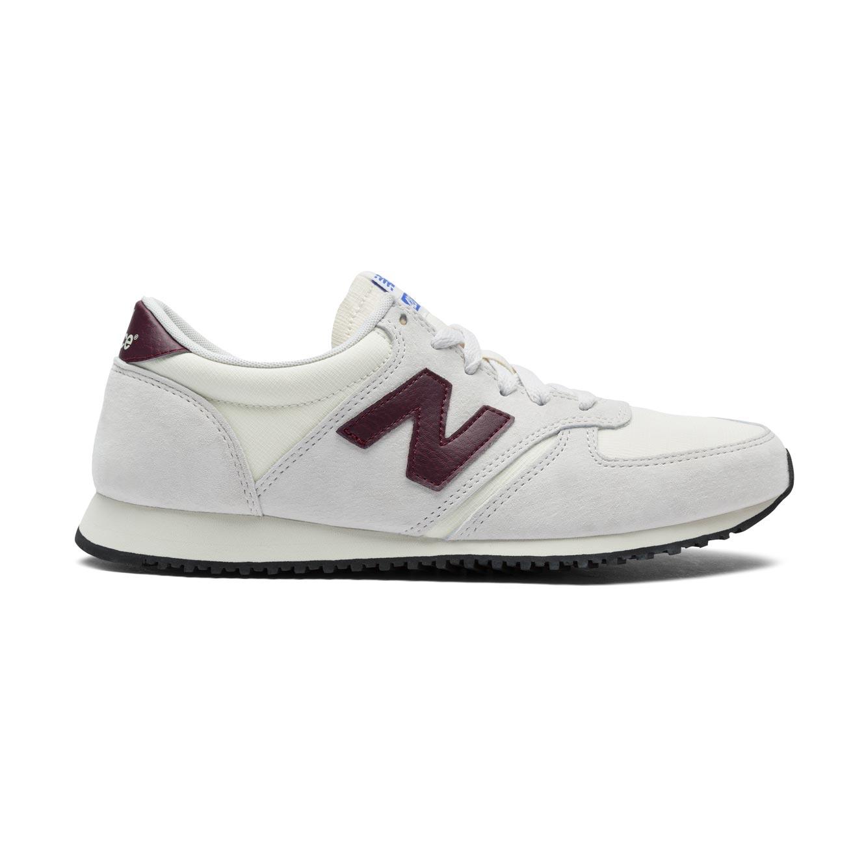 נעלי סניקרס יוניסקס NEW BALANCE דגם U420PWB - לבן