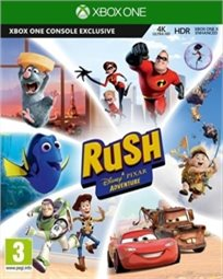 XBOX One Rush A Disney Pixar Adventure אירופאי!