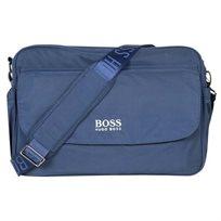 BOSS / בוס תיק החתלה יוקרתי - כחול