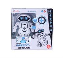 רובוט מבוך שלט דובר עברית Spark toys
