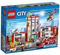 תחנת כיבוי אש - משחק לילדים LEGO