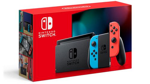 Nintendo Switch V2 נינטנדו סוויץ' הגרסה החדשה!