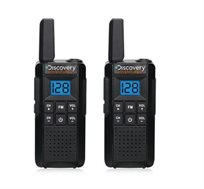 זוג מכשירי קשר מקצועיים Discovery DS-PRO