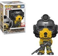 Funko Pop - Excavator Armor E3 Limited Edition (Fallout) 506  בובת פופ פול אאוט