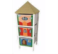 ארגונית מגירות מעוצבת לחדרי ילדים ב-3 צבעים לבחירה