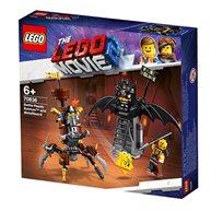 משחק הרכבה לילדים THE LEGO MOVIE 2 סדרה 11 LEGO