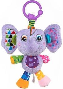 בובת פעילות רב-תחושתית מנגנת איתן הפיל
