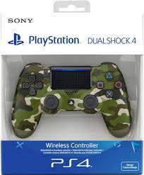 V2 Sony Ps4 Dual Shock V2 Camo Dualshock 4 שלט מקורי גויסטיק לסוני הסוואה