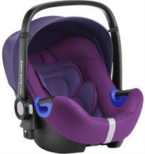 סלקל Baby Safe I-Size עם בסיס איזופיקס מתכוונן - סגול