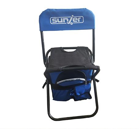 זוג כסאות ים לילדים בשילוב ציידנית Sunjer