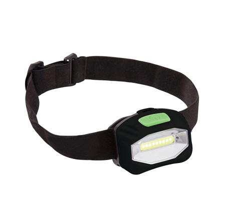 3 פנסי ראש לקמפינג CAMP&GO + מגן מסך מתנה