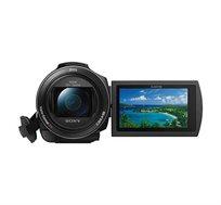 """מצלמת וידיאו 4K סוני דגם FDR-AX33B עדשת מ""""מ F2.8-4.5"""