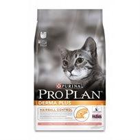 מזון לחתולים עם פרוה ארוכה פרופלן היירבול 3 ק''ג Pro Plan