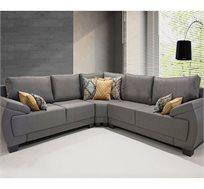 ספה פינתית 3 חלקים VITORIO DIVANI דגם גרנאדה בצבעים לבחירה
