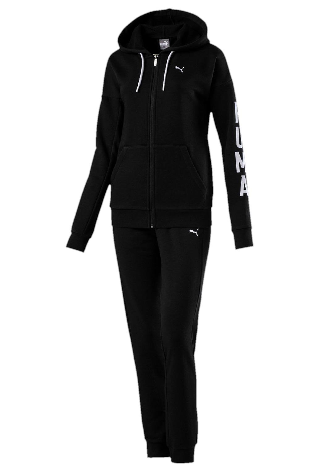 חליפת ספורט לנשים PUMA - שחור