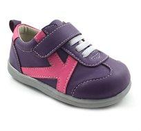 נעלי בנות SEE KAI RUN איי ג'יי בצבע סגול