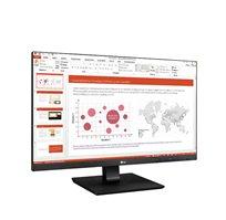 """מסך מחשב LG 27"""" LED ברזולוציית FHD דגם 27BK750Y-B"""