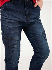 מכנסי גינס במראה דגמח