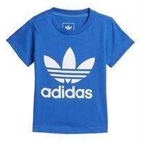 ADIDAS תינוקות// TREFOIL TEE BLUE