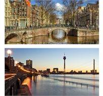 """מאורגן משפחות בהולנד וגרמניה! טיול של 7 ימים, אירוח ע""""ב א.בוקר, מדריך וסיורים רק ב-$1099* לאדם!"""