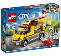 מכונית פיצה - משחק לילדים LEGO