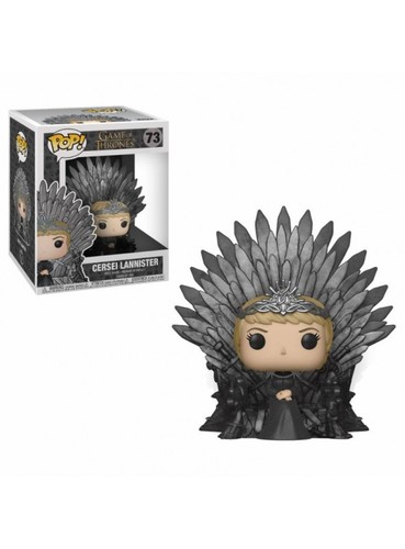 Funko Pop - Cersy Lannister On Throne 6