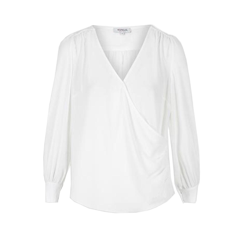 חולצה מעטפת לאישה MORGAN - אופוויט