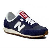 נעלי סניקרס לנשים NEW BALANCE דגם U410NY בצבע כחול נייבי