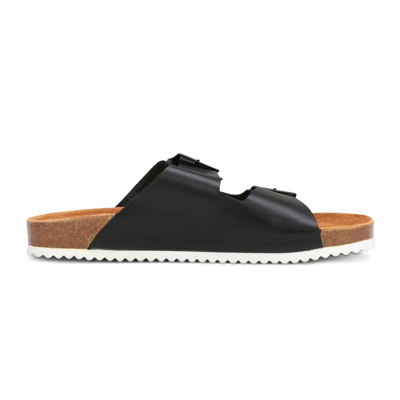 Pepe Jeans גברים // Slides Basic Black