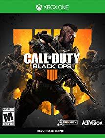Call Of Duty Black Ops 4 Xbox One אירופאי!