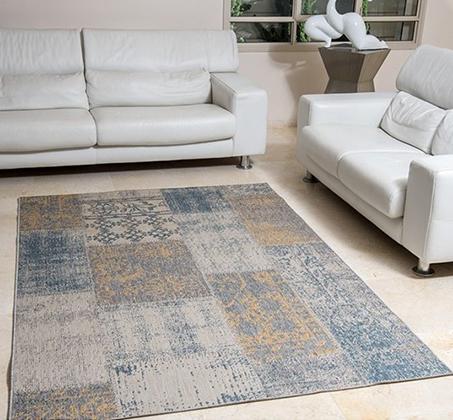 שטיח לסלון סופר סטאר פאטצ' במבחר צבעים ומידות לבחירה - משלוח חינם - תמונה 4