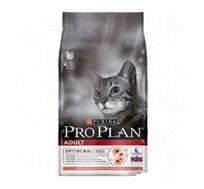 """מזון לחתול בוגר 3 ק""""ג Pro Plan בטעם סלמון"""