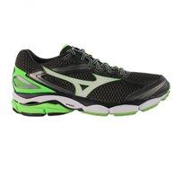 נעלי ריצה לגבר MIZUNO WAVE ULTIMA 8 דגם J1GC160902 בצבע  שחור ירוק
