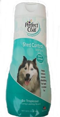 שמפו לכלב Perfect Coat לנשירת שיער 473 מ''ל