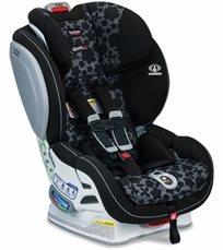 כיסא בטיחות Advocate Clicktight 2017 עם הגנת צד Safecell Max - צבע Kate