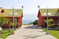 """כפר הנופש חוף ביאנקיני - עין גדי סופ""""ש"""