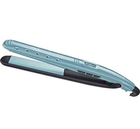 מחליק שיער יבש רטוב בעל פלטות קרמיות ומנגנון חימום טורבו דגם S7300