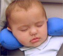פינוק לתינוק! מיני צווארית, כרית תמיכה לצוואר התינוק מבד נמתח מבית מילגה!