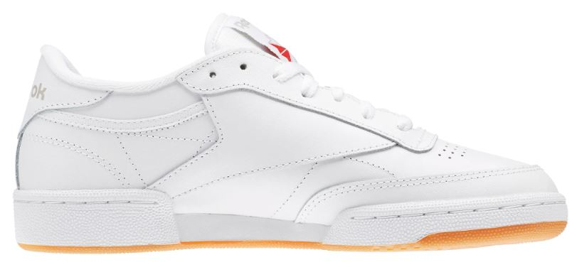 Reebok יוניסקס// Club C 85 White Gum