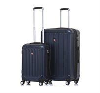 סט 2 מזוודות קשיחות Swiss דגם Alps