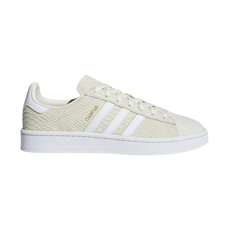 Adidas נשים// Campus Cream White